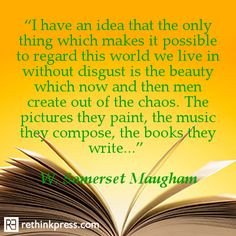 Somerset Maugham More