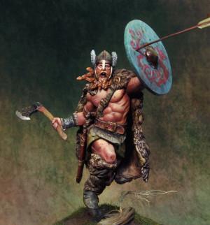 Viking Warrior Folkeby