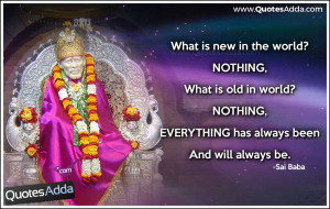 ... Sai Baba Quotations Images, Sai baba God Images with Best Quotes