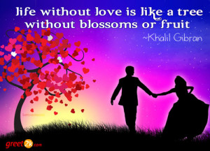 Love Quotations