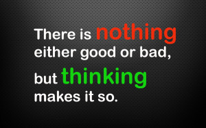 And that is the theme of the next few quotes on positive attitude.