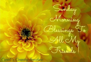 Sunday Morning Blessings Pictures, Photos, and Images for Facebook ...