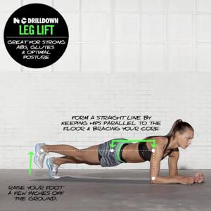 Hardbody Training: Nike Training Club - Leg Lift - Hardbody News