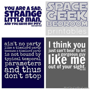 Star Wars Birthday Quotes Space-geek-wall-quotes_thumb1_ ...