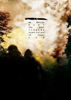 The Last of Us art from wildlinging.tumblr.com