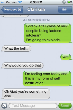cutting quotes emo