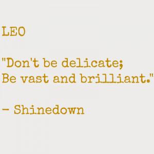 Quotes for Your Sun Sign - Part Deaux