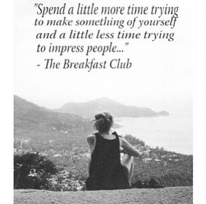 Breakfast club quote