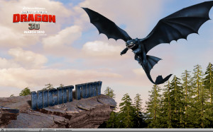 How To Train Your Dragon 3D HD Wallpaper #4708