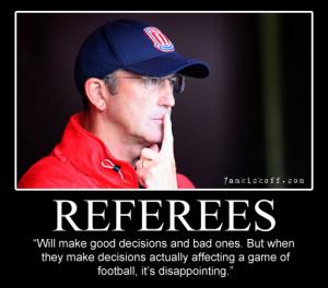 Funny Soccer Referee Memes
