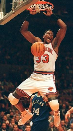 Patrick Ewing – New York Knicks