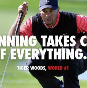 tiger woods nike tiger woods quotes