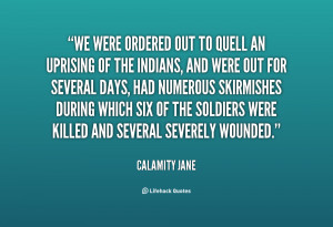 We Were Soldiers Quotes http://quotes.lifehack.org/quote/calamity-jane ...