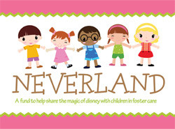 Fund to help share the magic of disney with children in foster care.