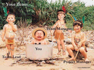 Funny Pictures-Team Leader-Team Manager-Project Manager-Images-Photos