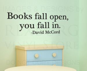 Wall-Quote-Decal-Sticker-Vinyl-Books-Fall-Open-You-Fall-In-Reading ...