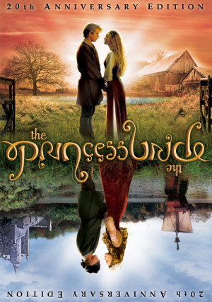 The Princess Bride DVD cover is conceivably-challenged