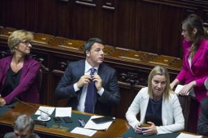 Matteo Renzi scommette sulle quote rosa