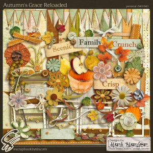 ... match the season. You can find Autumn Grace at Scrapbook Bytes here