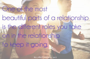 Inspirational quote on love, dating and relationships