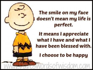 Charlie brown quotes, funny, cartoon, sayings, smile, happy