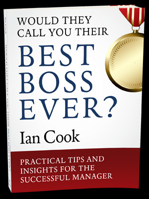 Best Boss Ever Cover