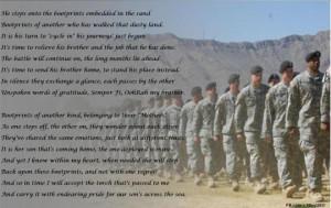 Army Mom Strong by Faith
