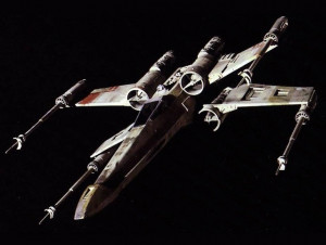 65 X-Wing Starfighter