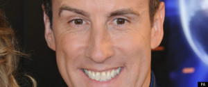 She's alive! Anton Du Beke lifts the lid off a coffin to find his ...