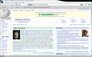 Netscape Browser 8
