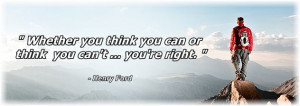 ... become what you think about most, according to the law of attraction