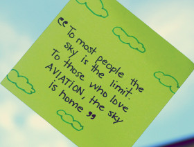 Aviation Quotes & Sayings