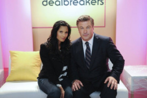 Jack and Padma Lakshmi on 30 Rock. Kind of hit or miss.