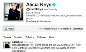 He's a cheat': Singer says she slept with Alicia Keys' husband Swizz ...