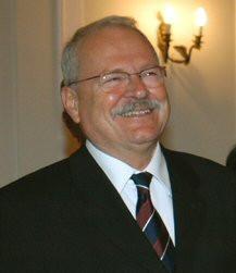 President Ivan Gasparovic of Slovakia