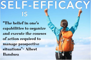 My new post on Self-efficacy and Excuses: http://launchyourgenius.com ...