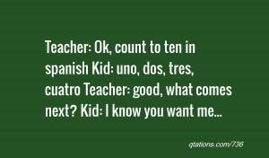 Teaching Spanish