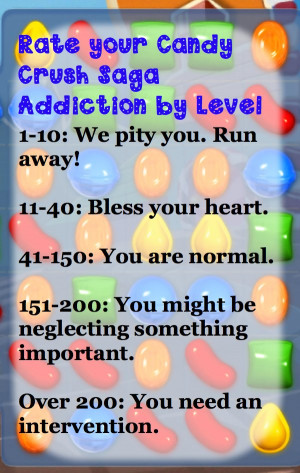 Funny Candy Crush Saga Quotes Are you a candy crush addict