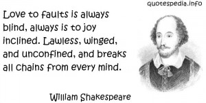 Shakespeare In Love Quotes William shakespeare - love to