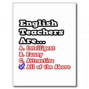 english teacher quotes funny - photo #3