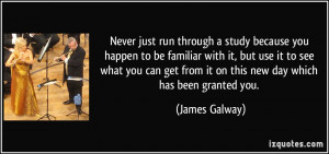 get from it on this new day which has been granted you James Galway