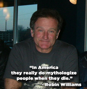 11 Poignant Quotes From Robin Williams About Life And Laughter