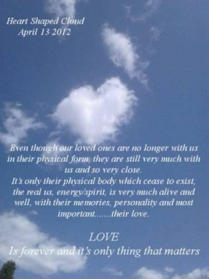 Quotes About Losing A Loved One ~ Inspirational quotes about loss ...