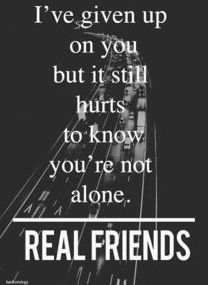 real friends | Tumblr