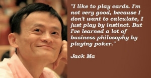 Jack Ma Quotes inspire you