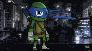 Leonardo from Ninja Turtles (TMNT) by ebbewaxin