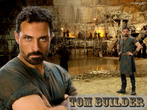 Rufus Sewell RUFUS SEWELL AS TOM BUILDER IN