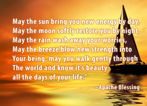 Inspirational Quotes Blessings