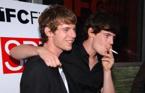 Luke Treadaway And Harry