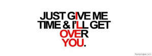 Just Give Me Time Used: 7 times